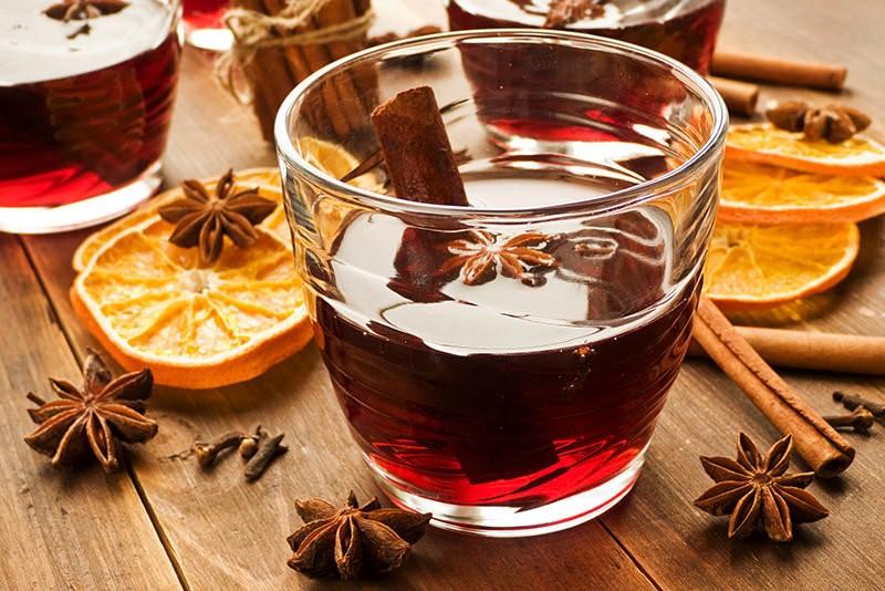 Чай с пряностями – идеи для теплого дня в осенний холод