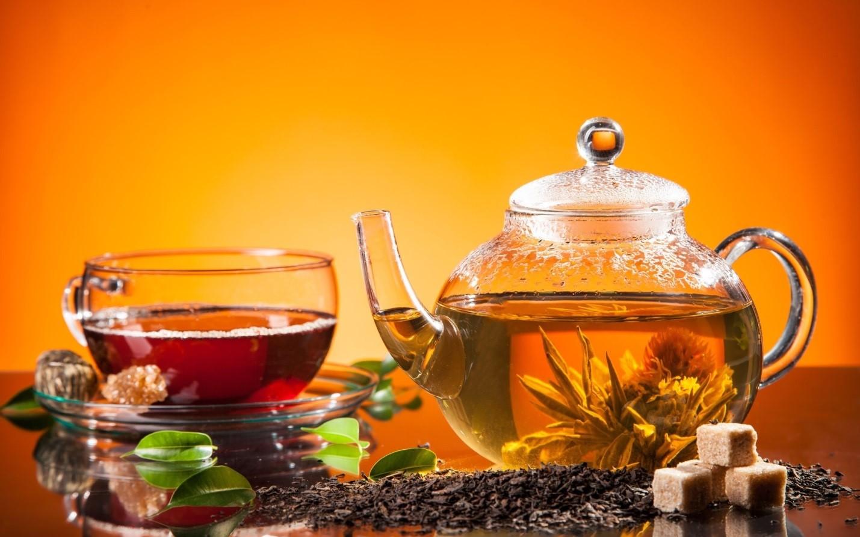 как будет по английски пила чай
