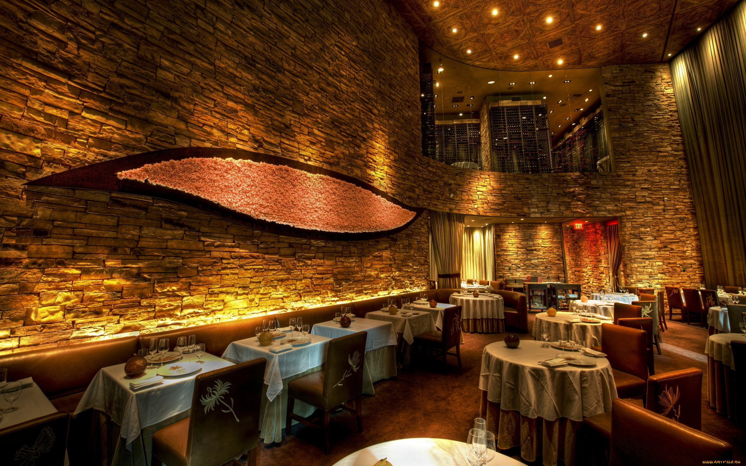 Ресторан внутри картинка