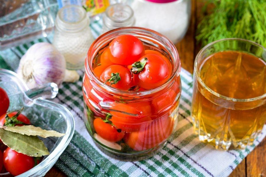 4 необычных рецепта зимних заготовок из помидоров