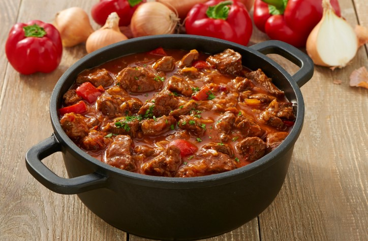 Венгерский гуляш - Домашние рецепты